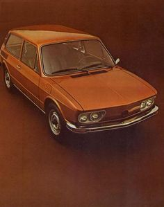 1977 VW Brasilia