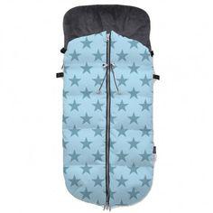 Saco Silla de paseo Universal FULI & C. Estrellas Ursa duo Pajamas, Pajama Pants, Sweatpants, Fashion, Baby Things, Walks, Raincoat, Stars, Moda