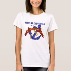 Grandma of a Navy Nuke T-Shirt - click to get yours right now! https://www.fanprint.com/stores/how-i-met-yourmother?ref=5750