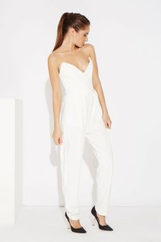Piper Lane - Magic Grace Jumpsuit - Ivory