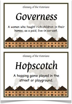 Glossary of the Victorians - Treetop Displays - A set of 26 A5 posters that is a glossary of the Victorians. Each poster has a key word heading, making this set great for discussion, activities and displays for this historical topic. Visit our website for more information and for other printable classroom resources by clicking on the provided links. Designed by teachers for Early Years (EYFS), Key Stage 1 (KS1) and Key Stage 2 (KS2).