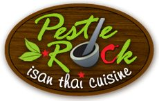 Pestle Rock Isan Thai Cuisine - 2605 Northwest Market Street, Seattle (Ballard) - They grind their own spices fresh each day. Recommended by Sandra Seattle Restaurants, Seattle Food, Area Restaurants, Seattle Times, Seattle Area, Barbeque Chicken Grilled, Grilled Pork, Thai Eggplant