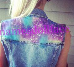 galaxy vest!