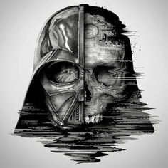 Death vader By Paul Jackson                                                                                                                                                     Plus