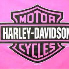 Love my pink Harley stuff :)
