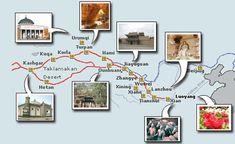Silk Road highlights