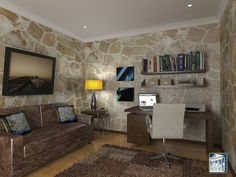 Very nice idea for the study room