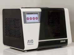 Zeus- world's first All-In-One 3D Printer