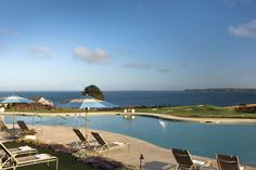 Gorgeous Pool day at the Samoset Resort