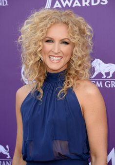 Hair Icon. Kimberly Schlapman-Little Big Town