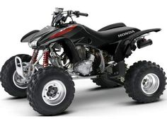 four wheelers heck yea my dream 4wheeler as lond as it 39 s not an artic cat would prefer a. Black Bedroom Furniture Sets. Home Design Ideas