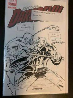 Frank Miller, Daredevil, Comic Books, Marvel, Comics, Art, Art Background, Comic Strips, Kunst