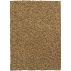 $199.00 Heavenly Gold Solid Area Rug