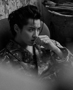 Kris Wu, Short Hair Tomboy, 5 Years With Exo, Soprano, Rapper, Wu Yi Fan, Hair Reference, Kpop Exo, Jaebum
