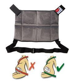 Cinturón para embarazada CLIPPASAFE 40,66 € Este cinturón para embarazada ayuda a proteger a la embarazada y a su bebé en gestación evitando que el cinturón de seguridad se suba a la tripa de la embarazada. Seguro, cómodo y fácil de usar. Desde los 2 meses hasta el parto. http://chollos.devuelving.com/producto/cinturón-para-embarazada-clippasafe/12570