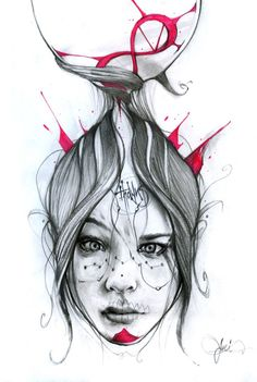 Amazing illustrations by Jari Di Benedetto