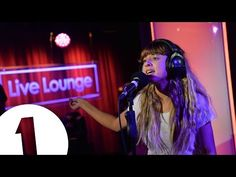 Foxes covers Ed Sheeran's Photograph in the Live Lounge - YouTube