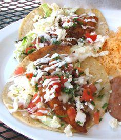 Halibut Tacos.  AUHMazing.