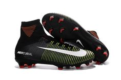 fc6b31882 NIKE Youth Mercurial Superfly V FG Firm Ground Soccer Cleats Soccer Boots