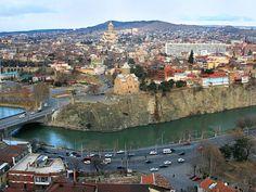 Достопримечательности Тбилиси: Храм Метехи