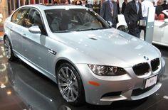 2008 New York Auto Show - 2009 BMW M3 E90 sedan