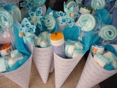 χειροποίητες μπομπονιέρες για παιδάκια/ handmade favors for kids