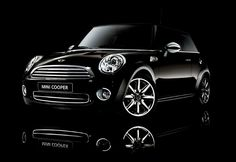 Mini Cooper Savile Row Edition. Maybe not this color, but still would be awesome.