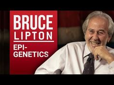 BRUCE LIPTON - BIOLOGY OF BELIEF - Part 1/2 | London Real - YouTube