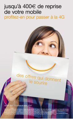 Découvrez nos offres de rentrée dans les boutiques #orange ! #Offresourire