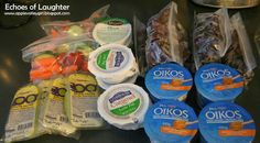 Create a 'snack bin' each week in the fridge. Echoes of Laughter: Active Kids & Healthy Snacks & Drinks....