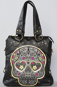 You can find this at Vintage Religion. Com...I think it's from Loungefly~