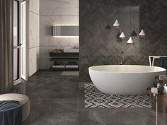 Revestimento de pisos/paredes de grés porcelânico SENSI by ABK Industrie Ceramiche