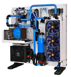 Thermaltake lança design de Water Block para placas ASUS ROG Strix GeForce GTX 1080/1070 - Asus BC