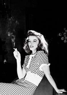 Image result for katharine hepburn smoking