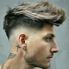 Pin by Hairstyles on Hairstyles For Men in 2019 Cool hairstyles slope cutting hair style - Hair Cutting Style Quiff Hairstyles, Cool Hairstyles For Men, Haircuts For Men, Men's Haircuts, Undercut Hairstyle, Men Undercut, Modern Haircuts, Hairstyles 2018, Medium Hairstyles