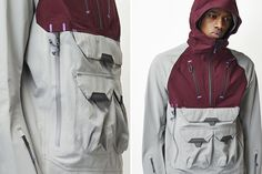 Performance Apparel Brand KTC Introduces 7 Layer System for Frigid Climates Big Men Fashion, Sport Fashion, Look Fashion, Fashion Clothes, Outdoor Wear, Outdoor Outfit, Mens Outfitters, Urban Outfitters, Work Wear