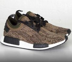 2015/2016 Cheap Shoes From China: adidas NMD R1 Primeknit Camo Shoe