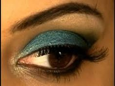 Image result for pakistani eye makeup