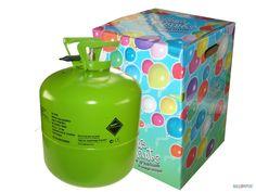 P'TIT CLOWN 30310 Bouteille d'Hélium Jetable - 0,42 m3 - 50 Ballons - Multicolore: Amazon.fr: Jeux et Jouets