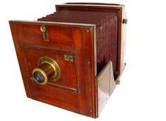 "1860 Ross 12x12"" Wet Plate Bellows Camera Morley & Cooper with 15x12 Brass Lens, ULF"