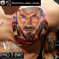 Repost from @valentino_tattoo_studio - Iron man... #color #realistic #bestrealistictattoos #realism #worldfamousink #ink #inkedgirls #ultimatetattoosupply #ironman #protink #sponsored FOLLOW ME ON FACEBOOK: VALENTINO TATTOO STUDIO @pro_t_ink @dermalizepro @inkedmag @inkedmagitaly @iltatuaggioitalia @sullenclothing @sullentv @ink.ig @worldfamousink @ultimatetattoosupply