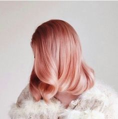 rose gold lob