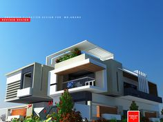 Mamre Oaks Architectural Design and Elevation Services Building Elevation, House Elevation, Architect Design House, Front Elevation Designs, Modern Exterior House Designs, Bedroom Closet Design, Coimbatore, Architecture Plan, Beach House