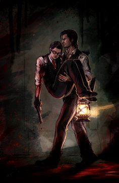 the evil within leslie x ruvik - Поиск в Google
