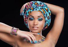 10 Maneras De Llevar Un Turbante - Belleza Y Moda - Estampas