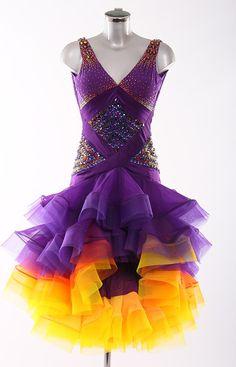 The skirt for Ailani's dress should look something like this  http://dsi-london.com/ladies-wear/dsi-designer-dresses/373875-purple-tangerine-and-sunrise.html