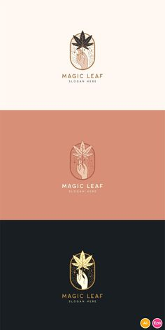 Magic Leaf Cannabis Logo Template Magic Leaf Cannabis Logo Vorlage The post Magic Leaf Cannabis Logo Vorlage & Zukünftige Projekte appeared first on Logo . Graphic Design Branding, Logo Branding, Band Logo Design, Corporate Logo Design, Logo Design Trends, Brand Identity Design, Typography Design, Hand Logo, Logos Retro