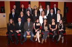 Diplomfeier Dezember 2010