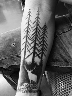 TATTOOS.ORG - Pacific Northwest | Tattoo by Charlie Hartzog at...