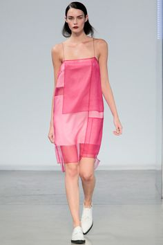 Helmut Lang, Spring Ready to Wear 2014